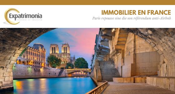 Paris repousse sine die son référendum anti-Airbnb