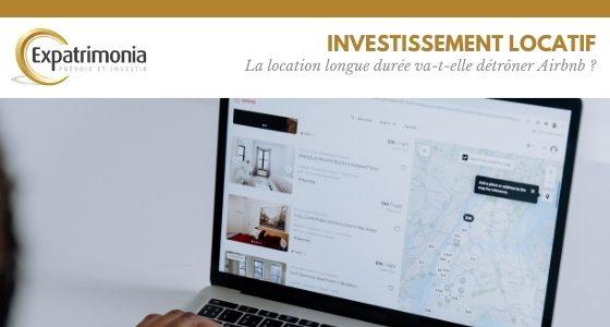 Investissement locatif : la location longue durée va-t-elle détrôner Airbnb ?
