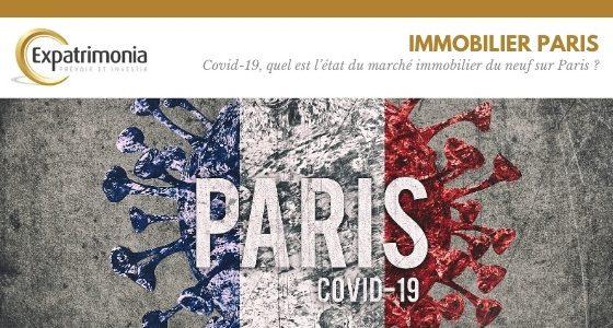 Covid-19, quel est l'état du marché immobilier du neuf sur Paris _